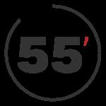 55minutes